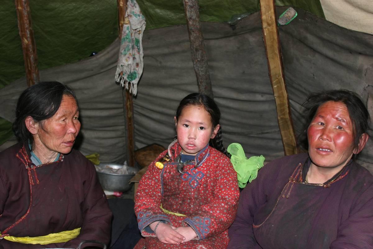 La Mongolie / Sibérie